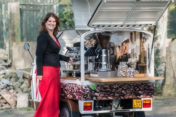 Coffee on Wheels - Baarle Nassau