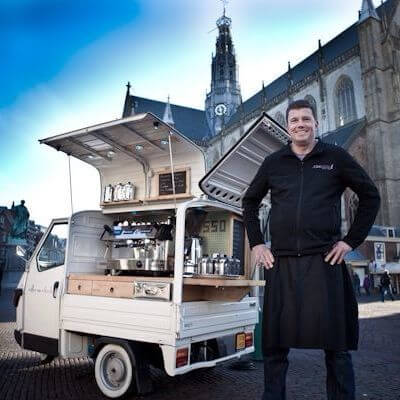 Coffee on Wheels - Haarlem