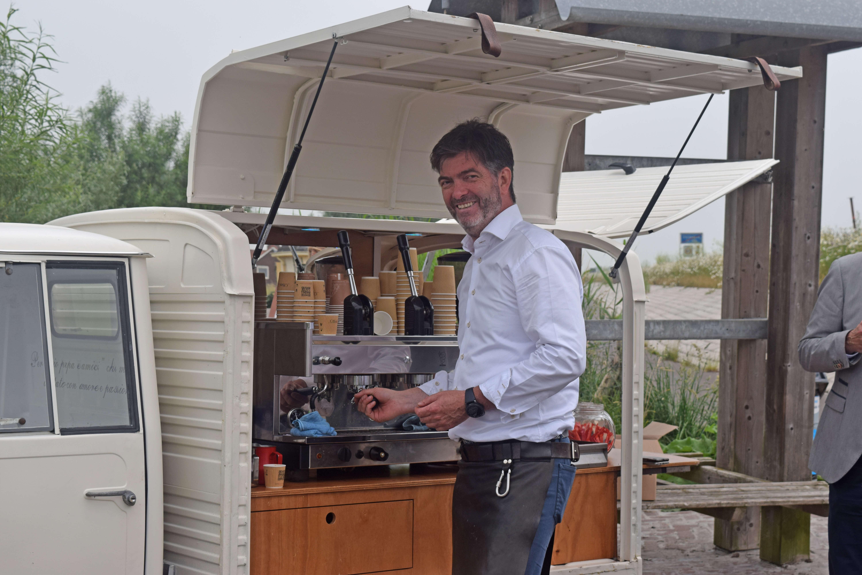 Maak kennis met Coffee on Wheels Rotterdam
