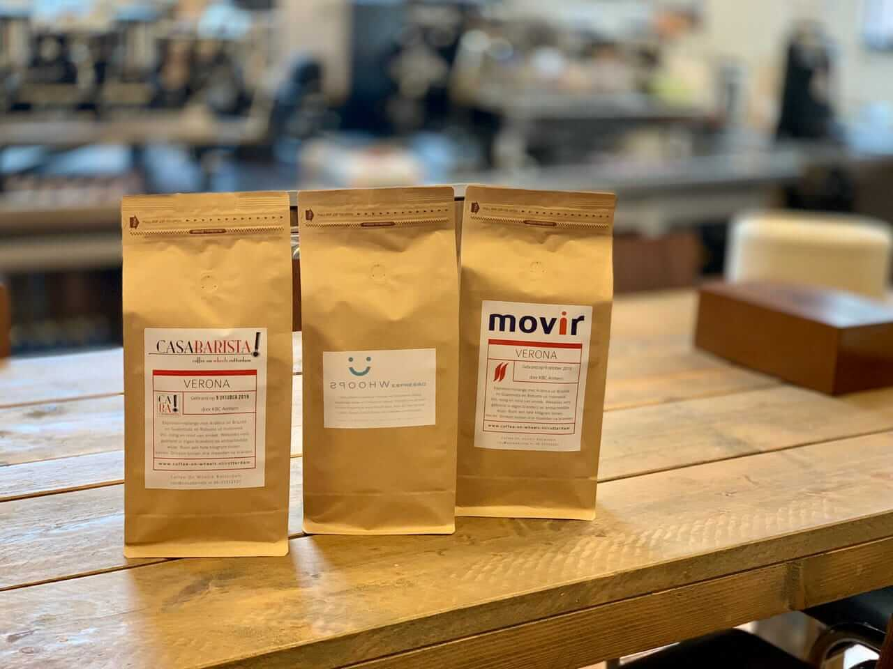 private label koffie