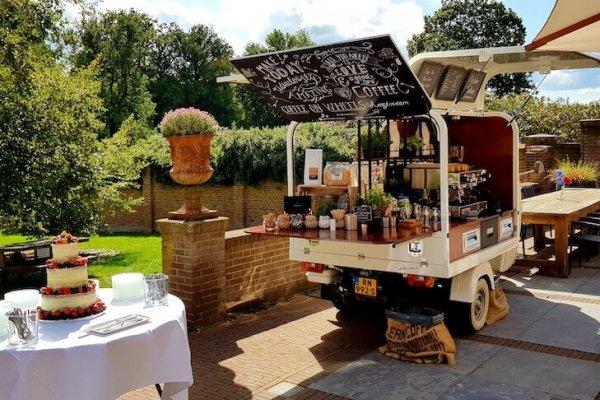 Koffiepiaggio Amsterdam
