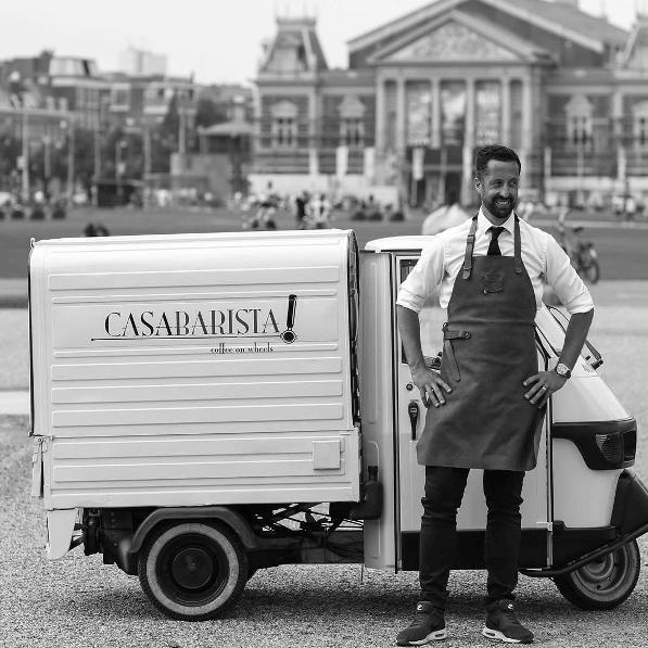 Coffee on Wheels Amsterdam