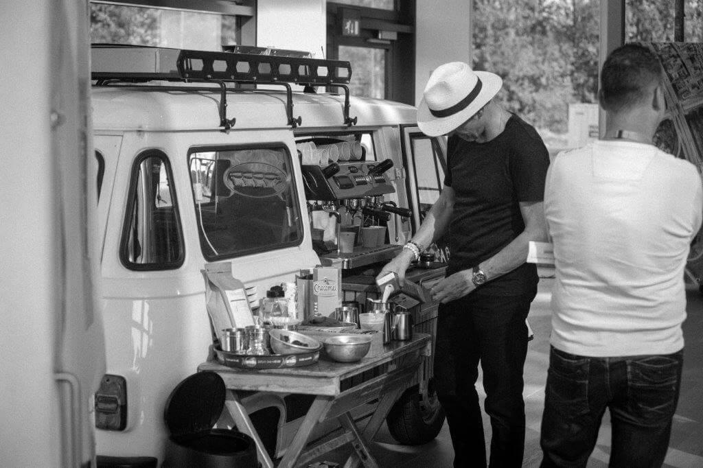 Coffee on Wheels Utrecht laat je ook in deze tijd genieten van heerlijke koffie!