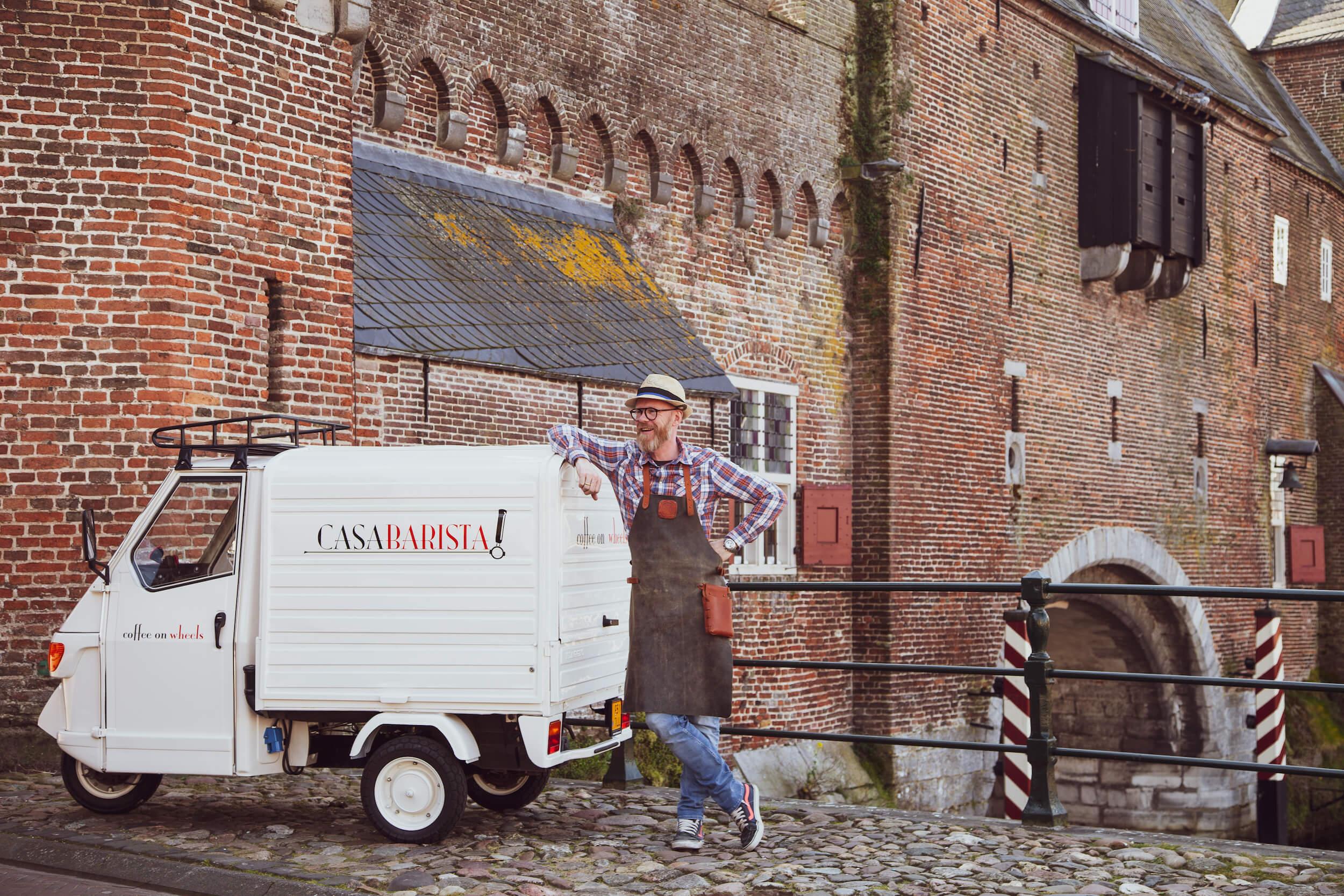 Coffee on Wheels Amersfoort, meant to be!