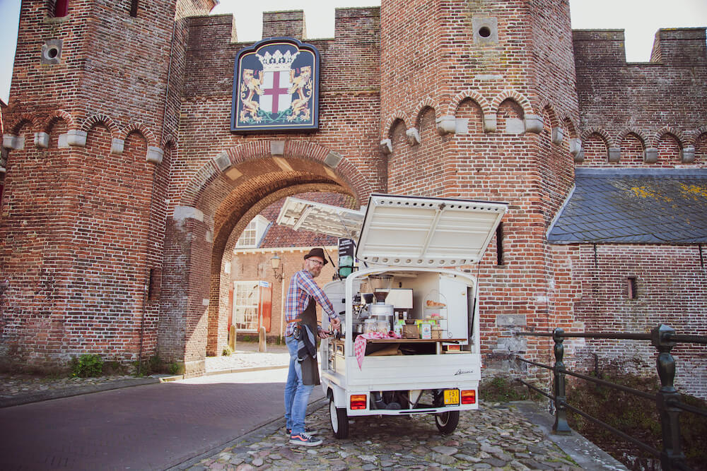 Coffee on Wheels Amersfoort