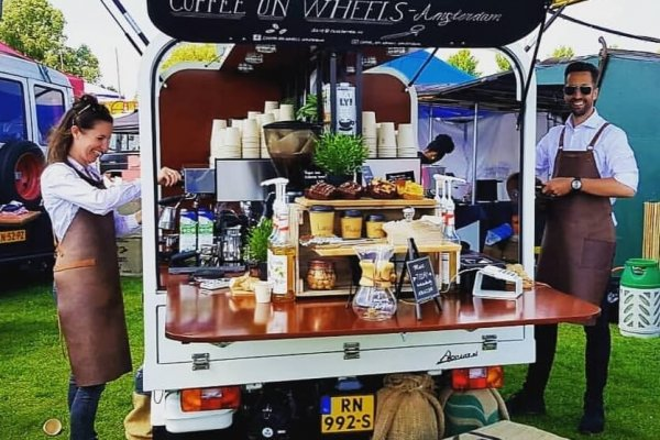 Coffee on Wheels Amsterdam