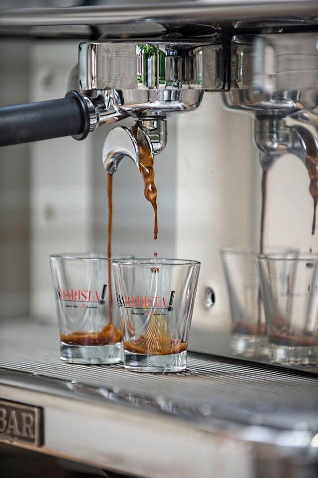 passie voor koffie