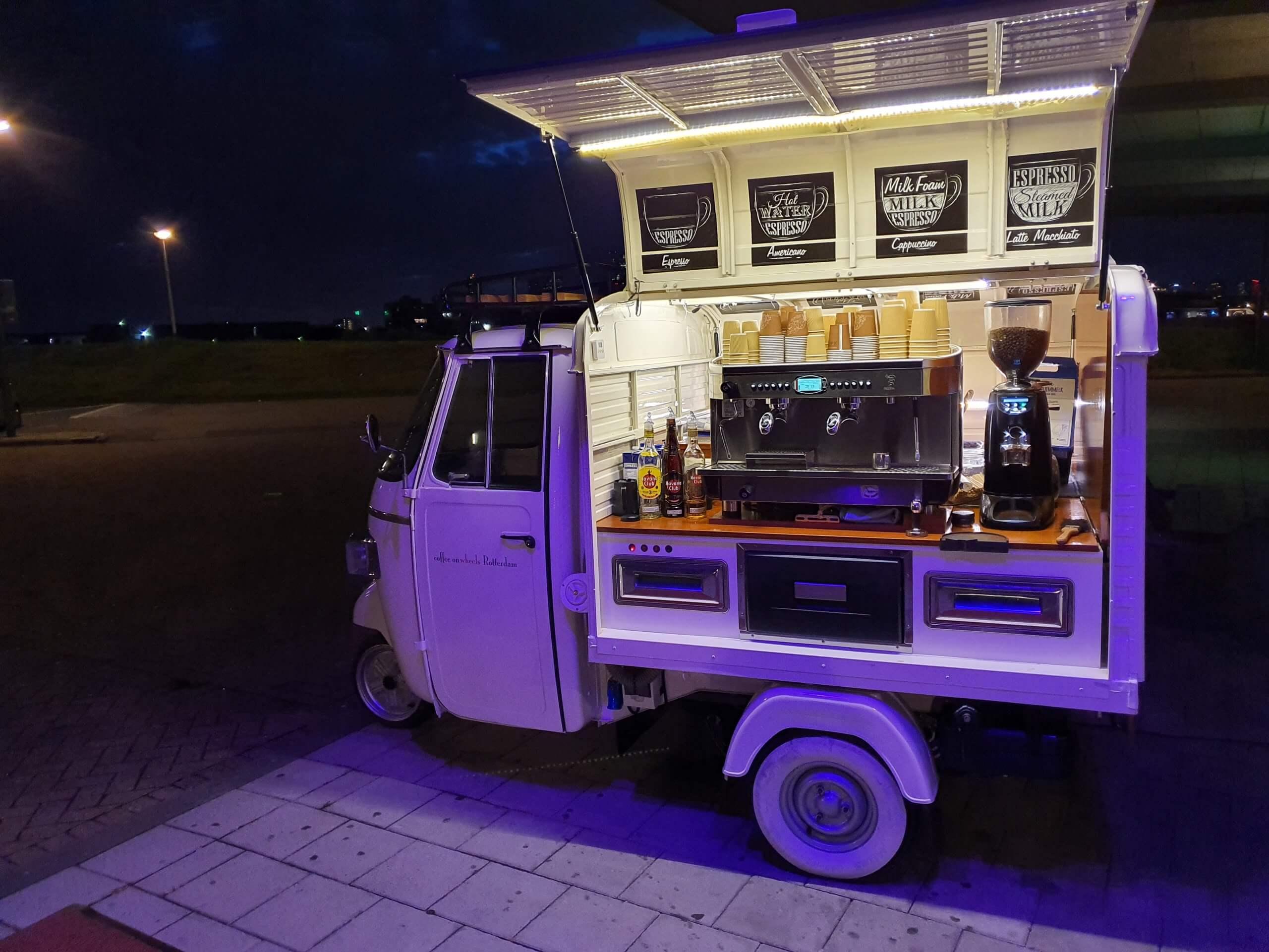 Koffie zakelijk event