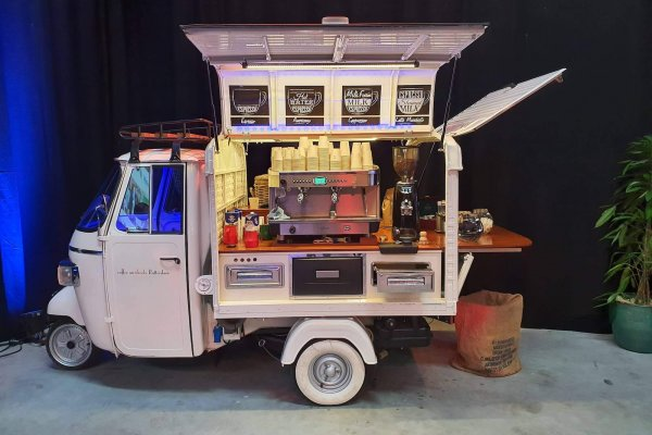 Coffee on Wheels Rotterdam