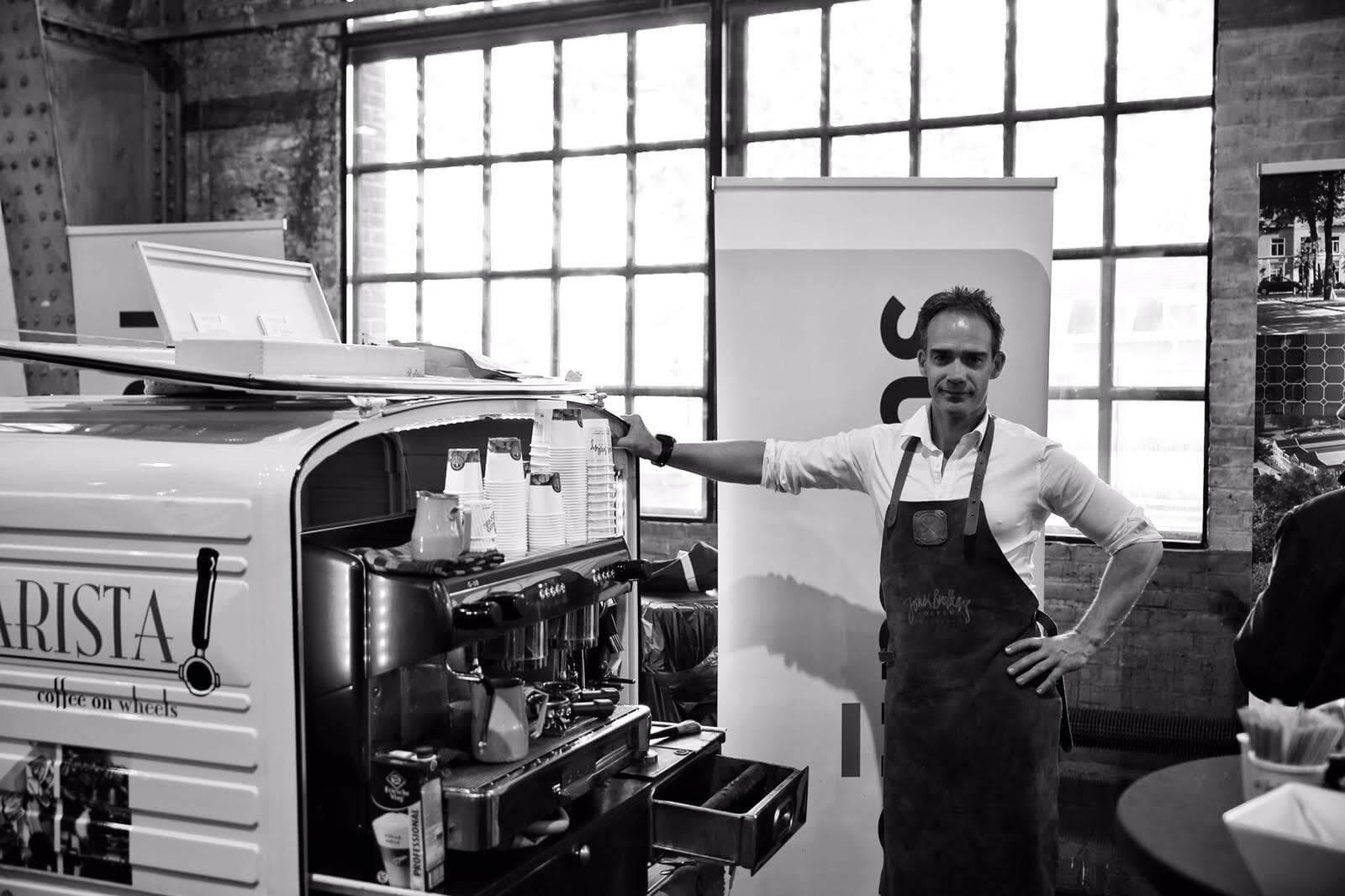 Coffee on Wheels Den Bosch: Brabantse Gastvrijheid in optima forma