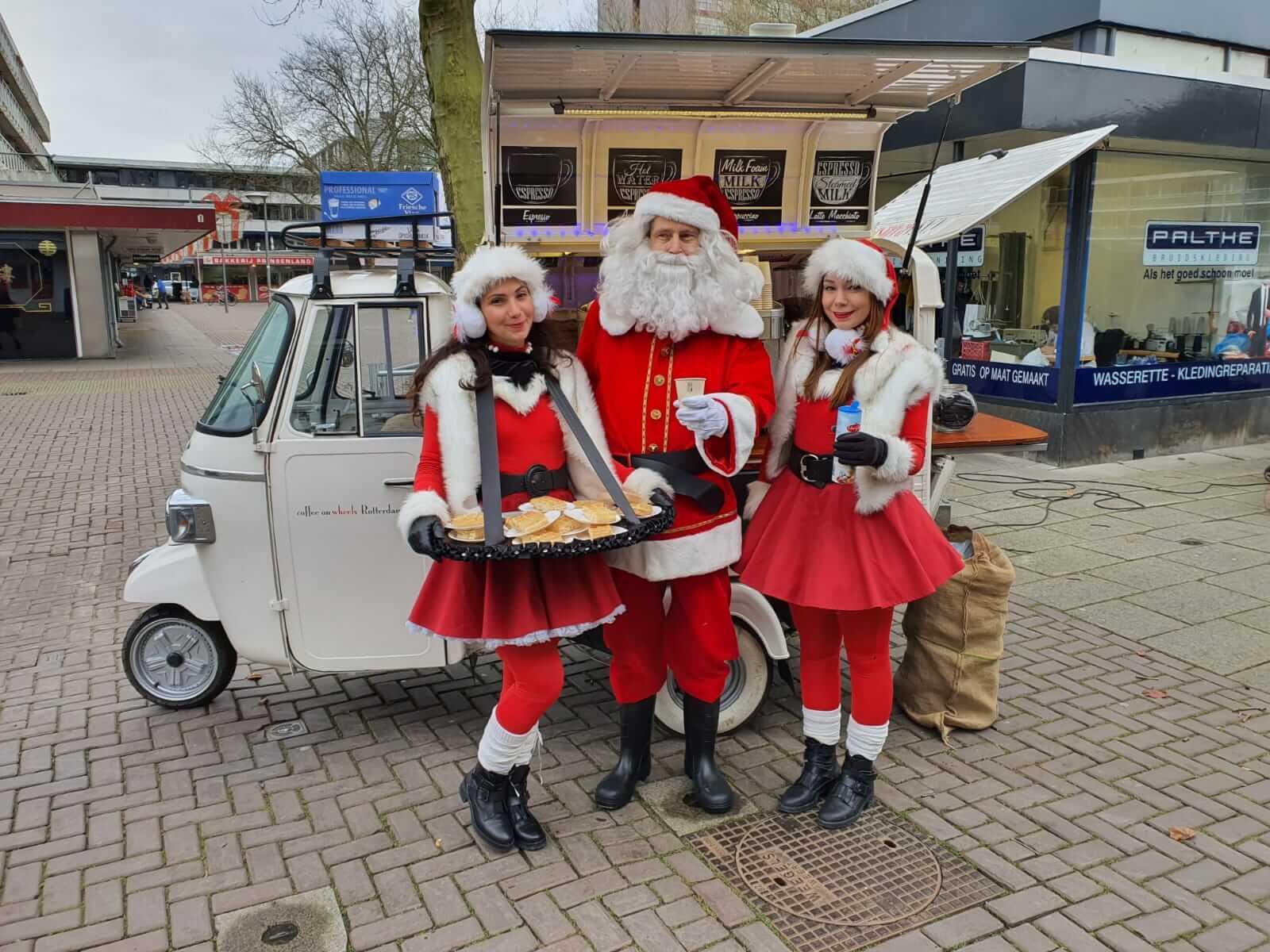 De maand december met Coffee on Wheels!