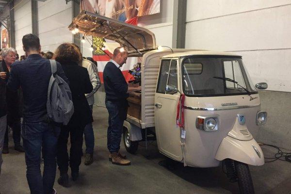 Coffee on Wheels Breda - Koffie op locatie