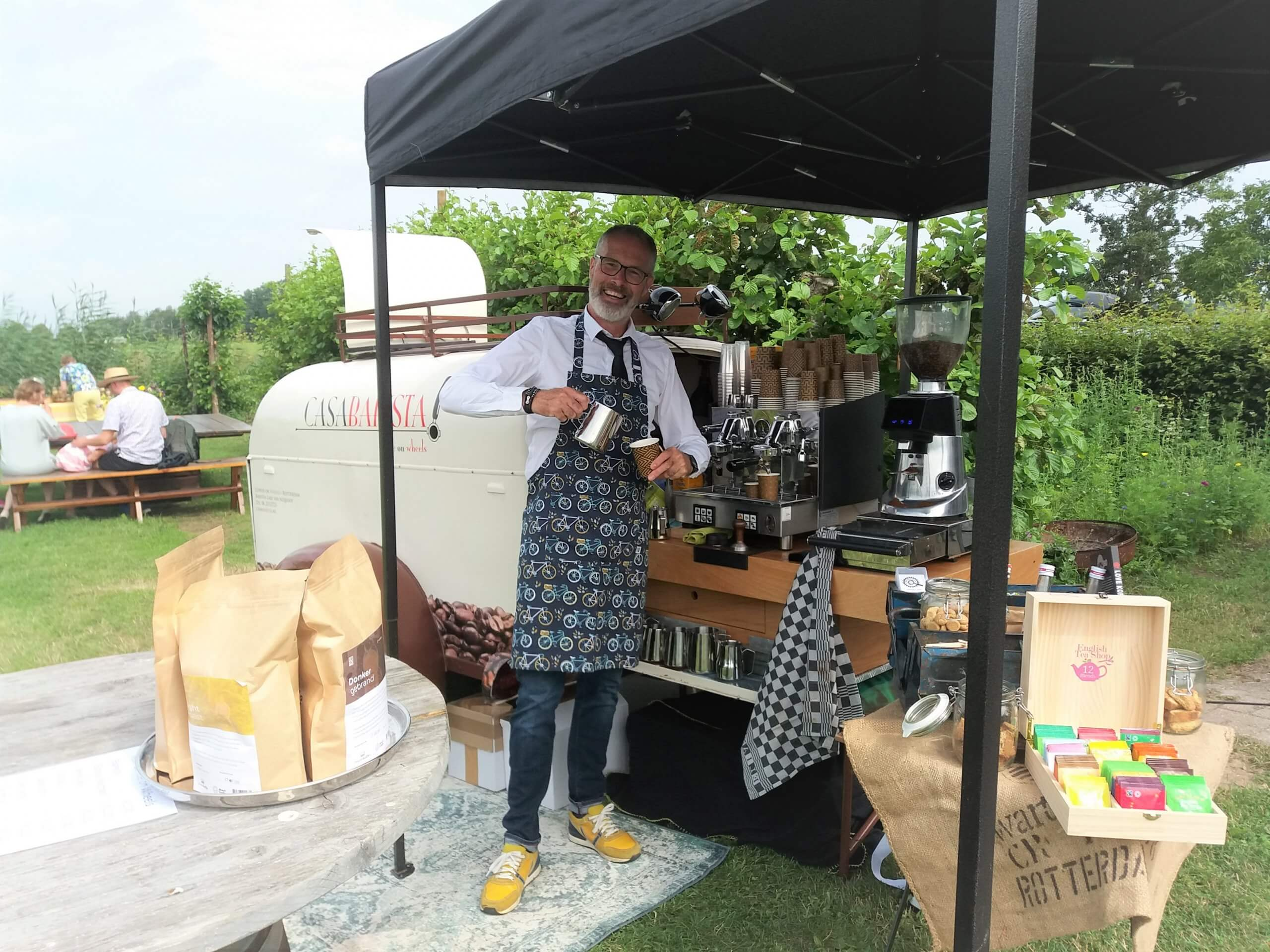 Maak kennis met Coffee on Wheels Arnhem