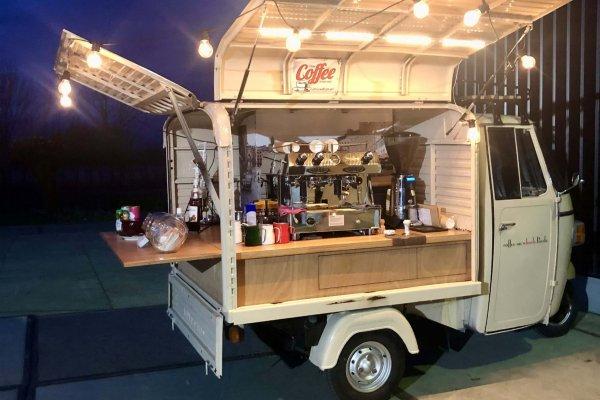 Coffee on Wheels Barista Breda