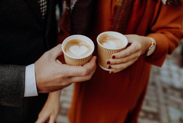 Bekers koffie
