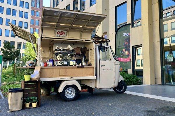 Coffee on Wheels Breda