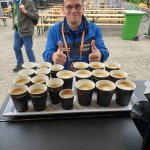 Koffiecatering F1 Zandvoort